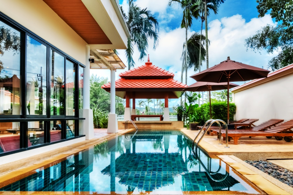 3 Bed Private Pool Townhome in Bangtao Beach 5902