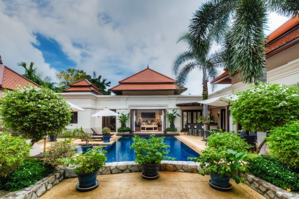 Exclusive 4 Bed Pool Villa in Bangtao