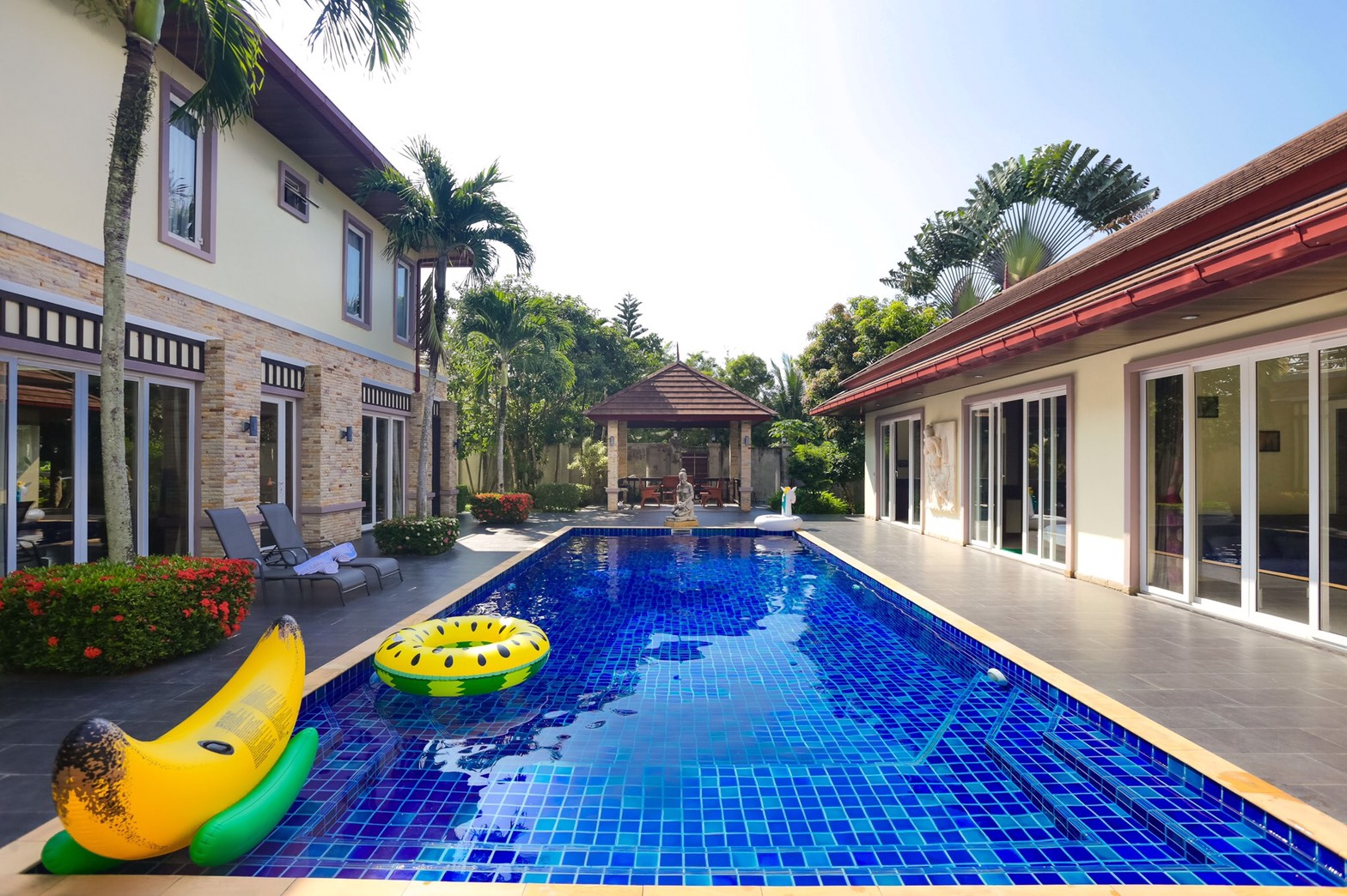 6 Bed Pool villa in Thalang